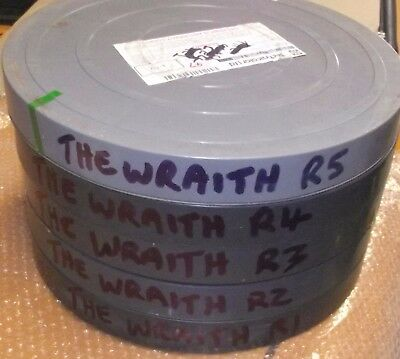 The Wraith. 35mm Feature Film 1986 (Flat)