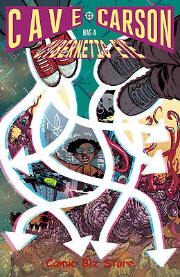 Cave Carson Has A Cybernetic Eye #12 (2017) 1St Printing Dc Young Animal