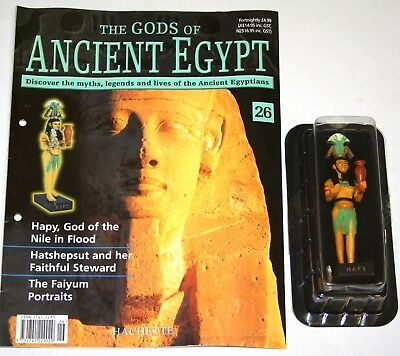Hachette Gods Of Ancient Egypt - Issue 29 - Hapy - God Of The Nile In Flood