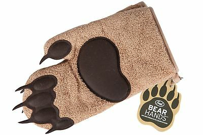 Fred Bear Hands Oven Mitts Set of 2 Gloves