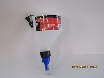 Measu-Funnel with Measuring Cup & Lid and Hose
