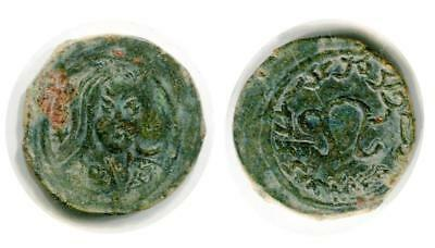 (9723)Chach, Unknown ruler 7-8 Ct AD, Sh&K #85