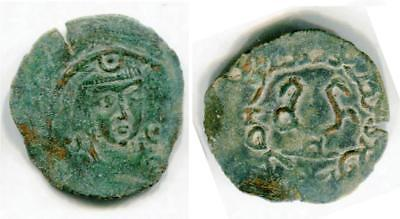 (9704)Chach, Unknown ruler 7-8 Ct AD, Sh&K #98