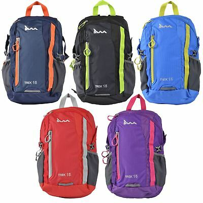 JAM Daysack Backpack Rucksack Trek 15L 25L Lightweight Bag Walking Hiking Skiing