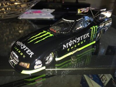 Action 1/24 Nhra 2008 Tommy Johnson Monster Energy Charger Funny Car