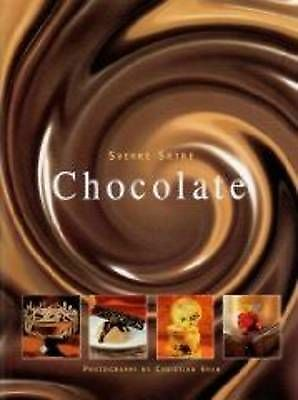 Chocolate: A New Insight into the World of Chocolate by Sverre Saetre (Hardback,
