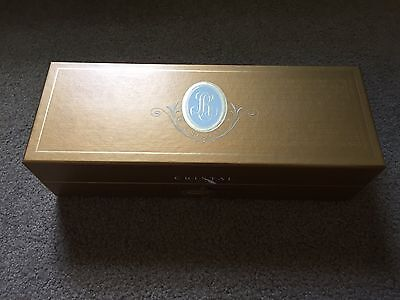 1999 Louis Roederer Cristal Brut Champagne Box Good Condition