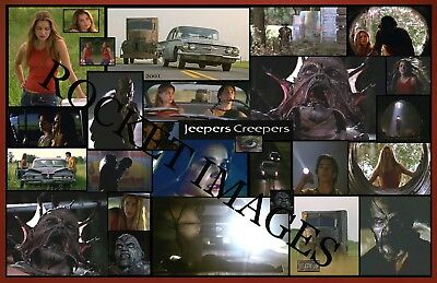 Jeepers Creepers 2001! Custom Movie Poster 11x17 Buy any 2 Posters Get 3rd FREE