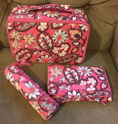 Vera Bradley - Blush Pink - 3 Piece Lot - New!!!