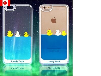 BUY ONE GET ONE FREE. Floating duck on liquid case iPhone 6 6s 6 6s plus