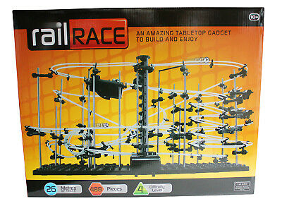 Tobar Rail Race 26m Marble Run Set Building Game Blocks Track for Ages 6 Years+