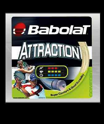 Babolat Attraction Tennis Racquet String 12m Roll x 6 (Box)