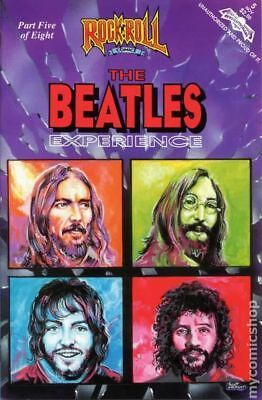 Beatles Experience (1991) #5 VF- 7.5
