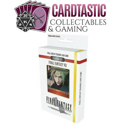 Final Fantasy TCG Starter Set VII (7)