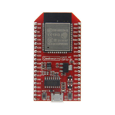 ESP32 Development Board ESP-WROOM-32 Wi-Fi + Bluetooth PCB + electric component