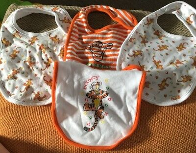 Disney Tigger Bibs Bundle