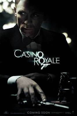 Casino Royale - Original US Sheet  - Bond 007  Double Sided 27x40