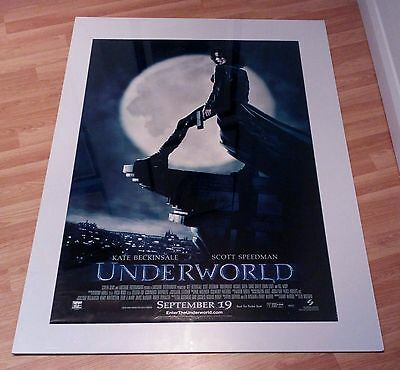 Underworld - Original US One Sheet Cinema Poster