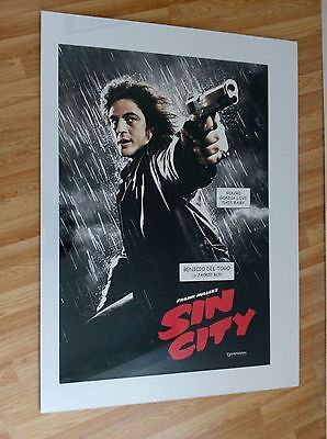 SIN CITY - Original US One Sheet Cinema Poster