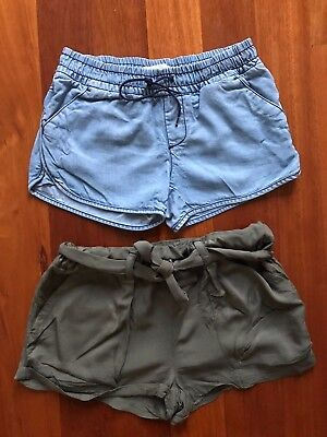 COUNTRY ROAD & WITCHERY shorts, Girls Size 8 Years, VERY GOOD COND