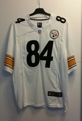 pro bowl trikot antonio brown pittsburgh steelers nr 84. Black Bedroom Furniture Sets. Home Design Ideas