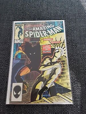 Amazing spiderman 256 vfn 1st appearance puma