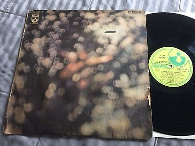 PINK FLOYD : Obscured by Clouds - Rare LP Vinyl 33T. - FRANCE 1972 PSYCH PROG