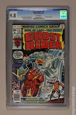 Ghost Rider (1973 1st Series) #23 CGC 9.8 0946784010