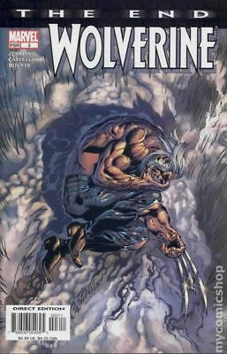Wolverine The End (2004) #3 VF