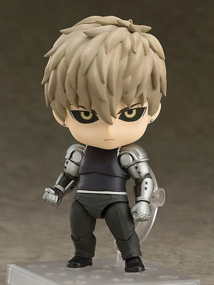 "One Punch Superman ""Genos"" Nendoroid Figure Action 645 In Box"