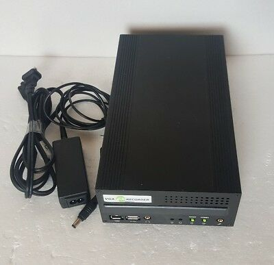 Epiphan VGA Recorder Standard Home Office Video Capturing System Unit