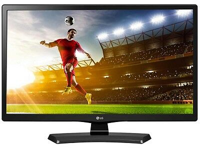 "LG 28MT48S 28"" Smart HD Ready LED TV Wi-Fi & Freeview & Freesat - Black"
