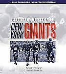Illustrated History of the New York Giants : A Visual Celebration of Football's…