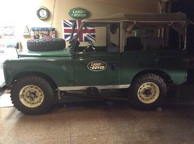 1960 Land Rover Other  Land Rover Series 2