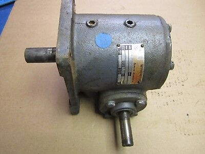 Vintage Winsmith Speed Reducer 3CV 30.1 Reduction  Industrial Age Steampunk