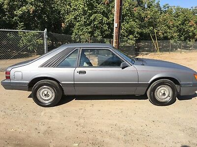 1985 Ford Mustang LX 1985 Mustang LX 2.3L