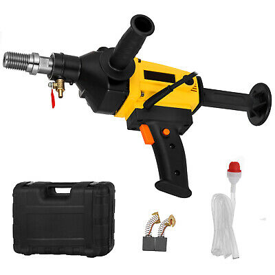 "Vevor 4.3"" 110mm Wet & Dry Hand Held Core Drill Rig for Diamond Bits 1880W"