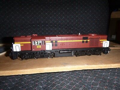 AUSCISION 45 Class (4501) Indian Red