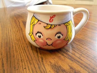 Vintage Campbell Soup Kid Mug - From 1998!! Too Cute!!