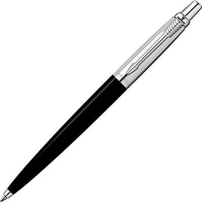 Parker Jotter Standard CT Ballpoint Ball Pen Ballpen Black Body Brand New -loose