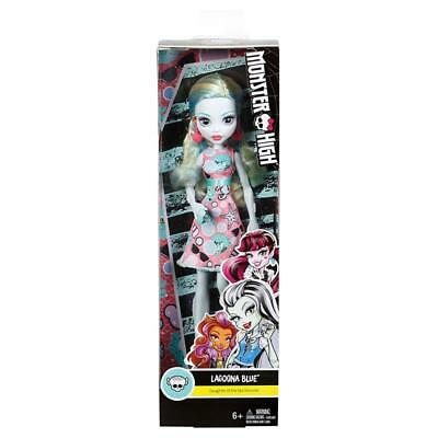 Monster High Lagoona Blue Emoji Doll DVH20