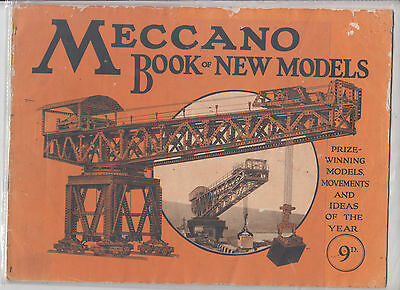 Meccano Book of New Models 423