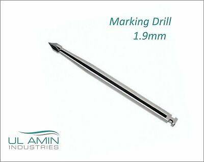 Marking Drill 1.9mm Dental Implant Universal External Irrigation Surgical CE