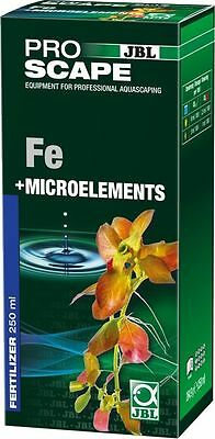 JBL ProScape Fe + Microelements 250ml Iron plant fertiliser aquatic aquarium