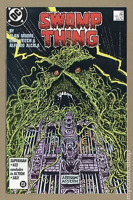 Swamp Thing (1982 2nd Series) #52 VF 8.0