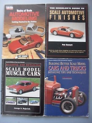 Model car building books