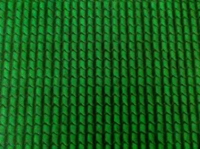 Dolls House Green Speck Roof Paper  Wallpaper