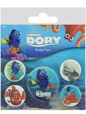 Finding Dory Badge Pack