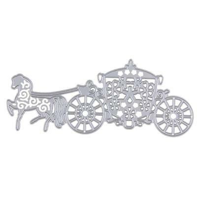 Lovely Embossing Stencil Metal Cutting Dies Scrapbook Cutting Tool Carriage