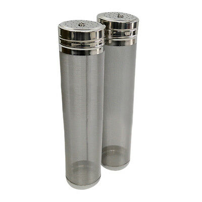 Portable Stainless Steel Homebrew Beer Hop Spider Wine Coffee Hops Filter Safety